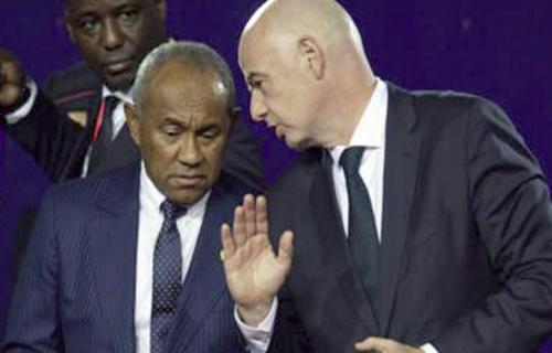 Ahmad Ahmad suspendu pour cinq ans par la FIFA — CAF