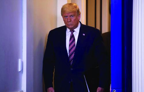 Trump veut ignorer la défaite contre l'Iran